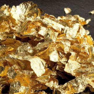 23 karatno zlato in srebro
