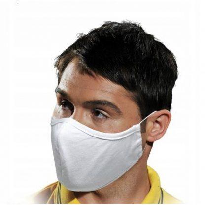 Zaščitna pralna maska iz bombaža